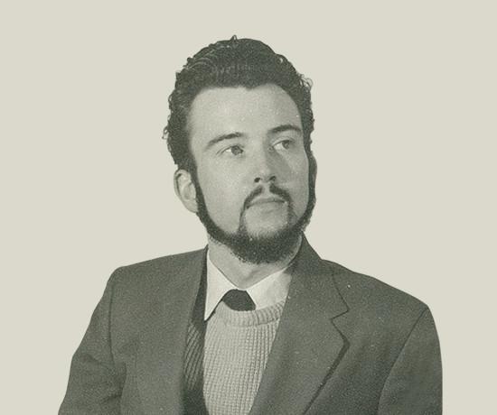 ロナルド・ジョン・ハリントン氏