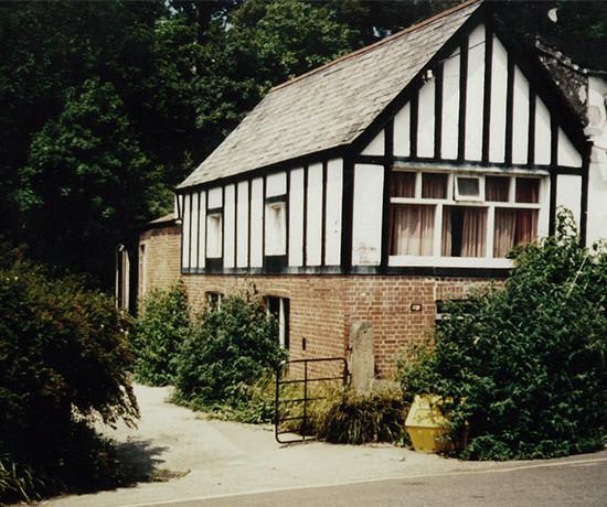Flora Placeと呼ばれたコーンウォール時代の工場