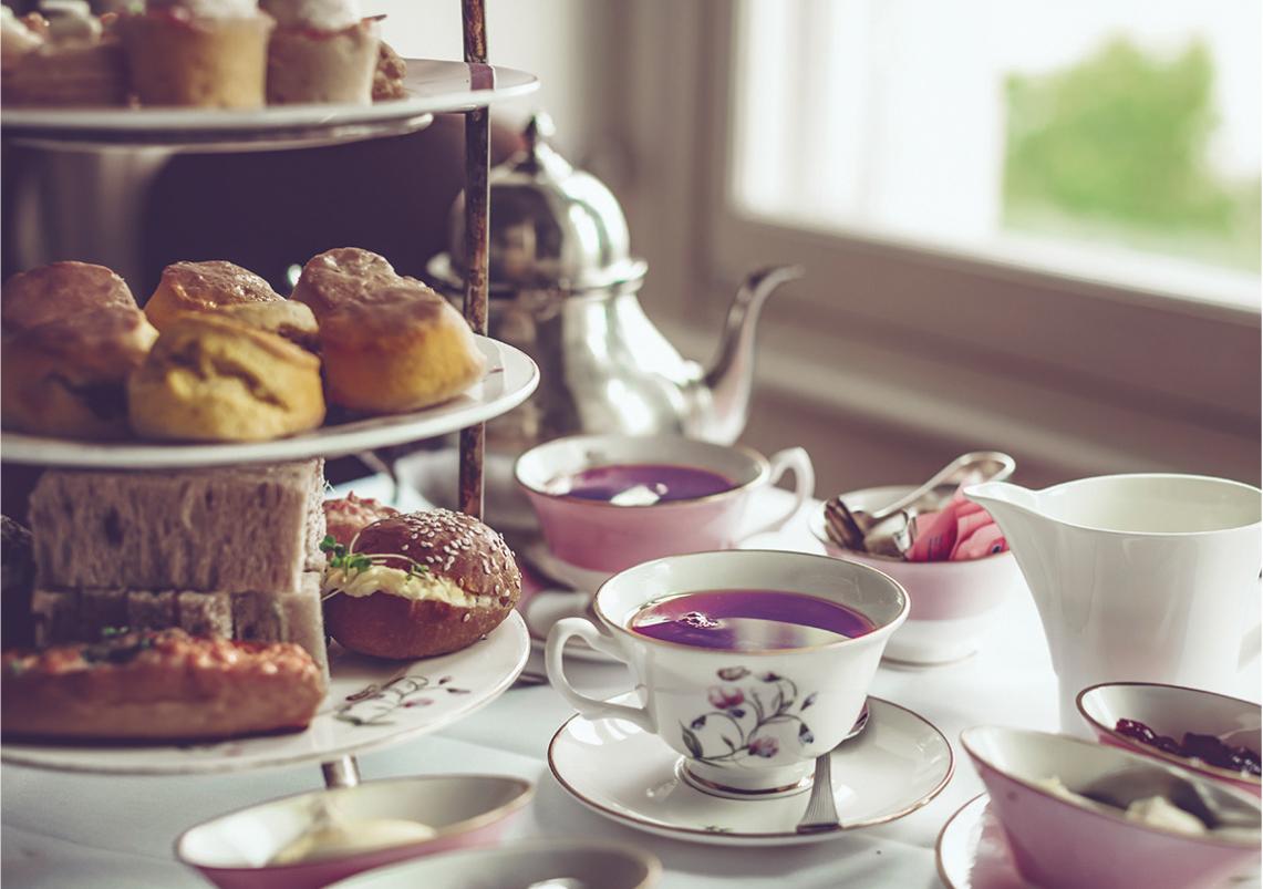 イギリスの紅茶文化