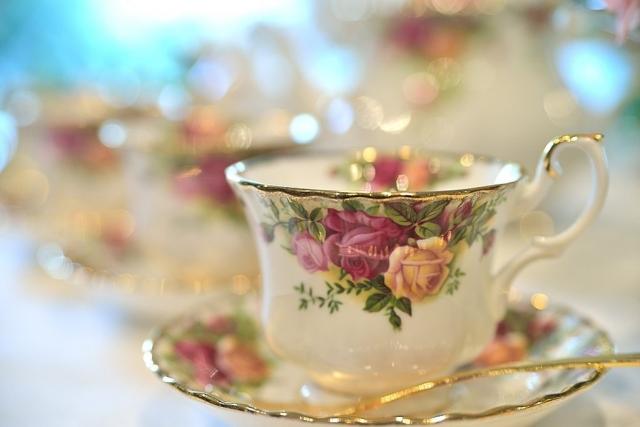 イギリスの茶器
