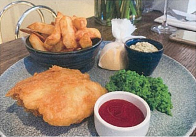 イギリスの国民的料理